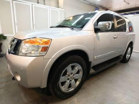 2012 Nissan Armada for sale at LUNA CAR CENTER in San Antonio TX