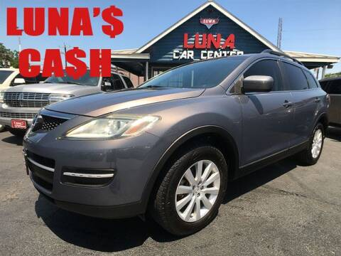 2007 Mazda CX-9 for sale at LUNA CAR CENTER in San Antonio TX