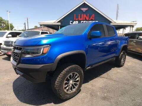 2018 Chevrolet Colorado for sale at LUNA CAR CENTER in San Antonio TX