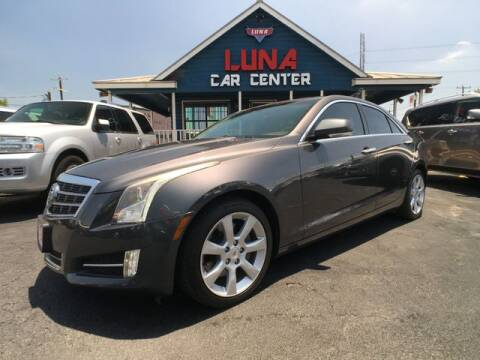 2013 Cadillac ATS for sale at LUNA CAR CENTER in San Antonio TX