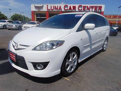 2009 Mazda MAZDA5 for sale at LUNA CAR CENTER in San Antonio TX
