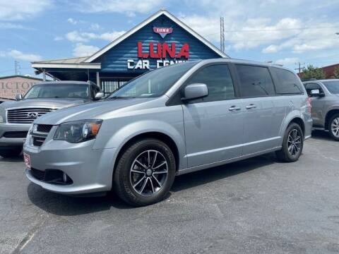 2018 Dodge Grand Caravan for sale at LUNA CAR CENTER in San Antonio TX