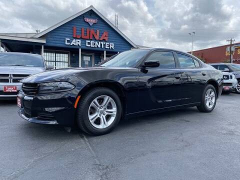2019 Dodge Charger for sale at LUNA CAR CENTER in San Antonio TX