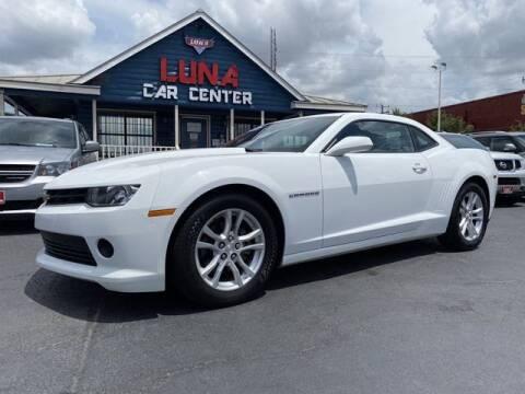2015 Chevrolet Camaro for sale at LUNA CAR CENTER in San Antonio TX