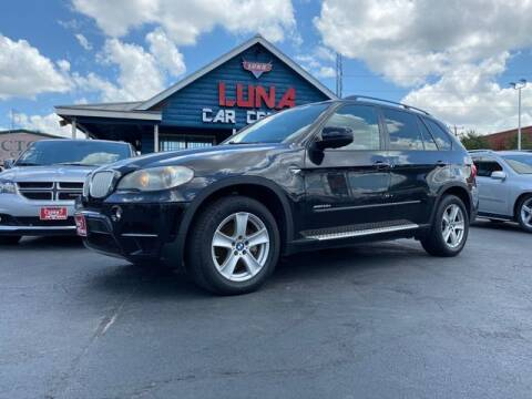 2011 BMW X5 for sale at LUNA CAR CENTER in San Antonio TX