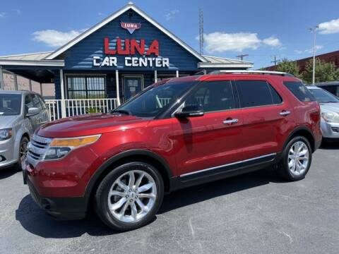 2014 Ford Explorer for sale at LUNA CAR CENTER in San Antonio TX