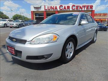 2011 Chevrolet Impala for sale at LUNA CAR CENTER in San Antonio TX