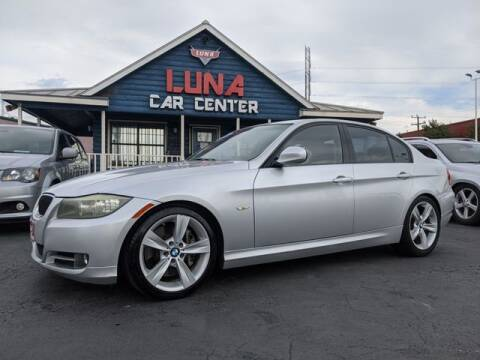 2010 BMW 3 Series for sale at LUNA CAR CENTER in San Antonio TX