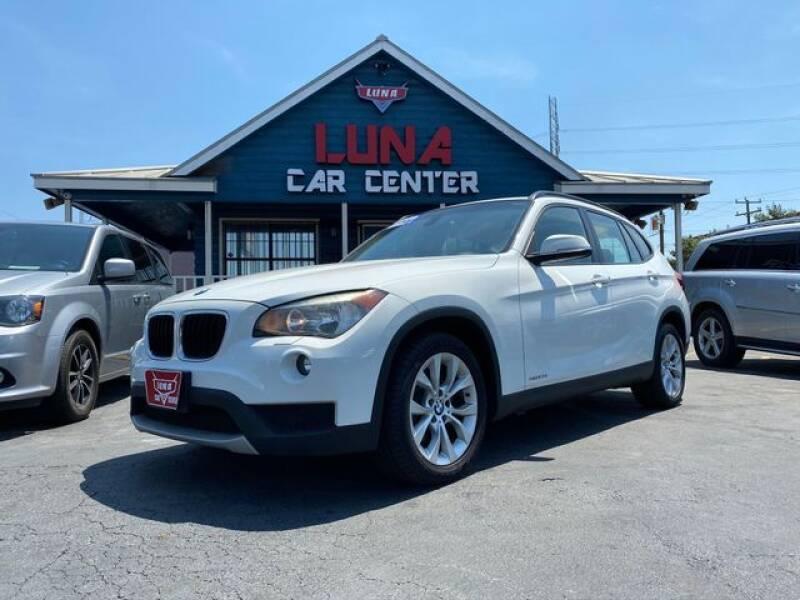 2013 BMW X1 for sale at LUNA CAR CENTER in San Antonio TX