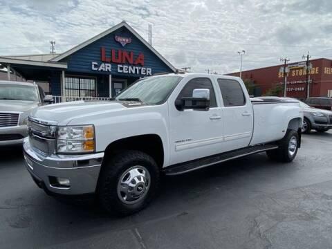 2011 Chevrolet Silverado 3500HD for sale at LUNA CAR CENTER in San Antonio TX