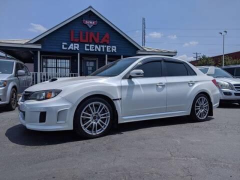 2011 Subaru Impreza for sale at LUNA CAR CENTER in San Antonio TX