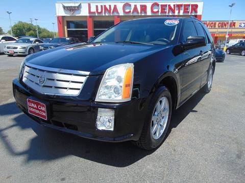 2008 Cadillac SRX for sale at LUNA CAR CENTER in San Antonio TX