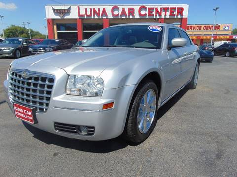 2008 Chrysler 300 for sale at LUNA CAR CENTER in San Antonio TX
