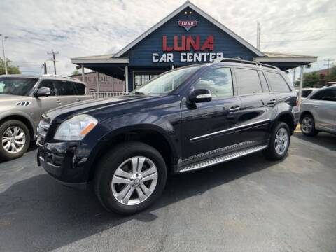 2008 Mercedes-Benz GL-Class for sale at LUNA CAR CENTER in San Antonio TX