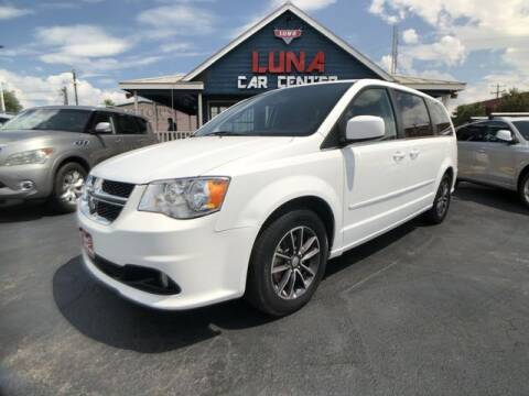 2017 Dodge Grand Caravan for sale at LUNA CAR CENTER in San Antonio TX