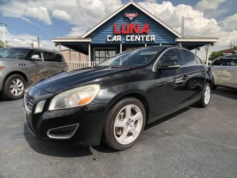 2012 Volvo S60 for sale at LUNA CAR CENTER in San Antonio TX