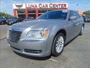 2013 Chrysler 300 for sale at LUNA CAR CENTER in San Antonio TX