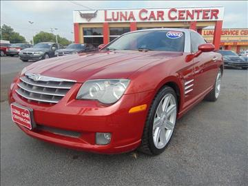 2004 Chrysler Crossfire for sale at LUNA CAR CENTER in San Antonio TX