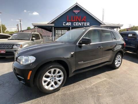 2013 BMW X5 for sale at LUNA CAR CENTER in San Antonio TX