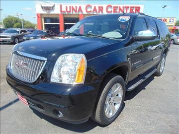 2008 GMC Yukon XL for sale at LUNA CAR CENTER in San Antonio TX