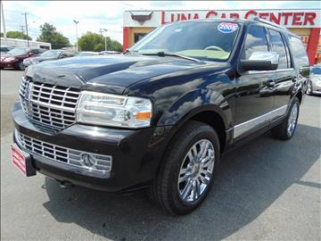 2009 Lincoln Navigator for sale at LUNA CAR CENTER in San Antonio TX