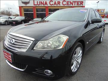 2008 Infiniti M35 for sale at LUNA CAR CENTER in San Antonio TX