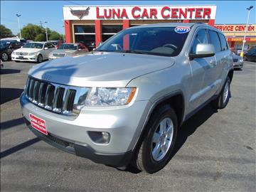 2011 Jeep Grand Cherokee for sale at LUNA CAR CENTER in San Antonio TX