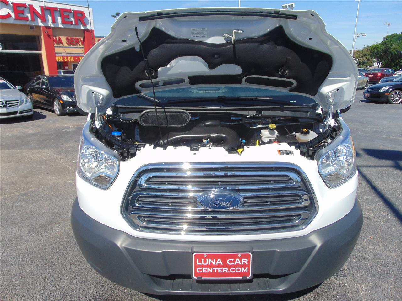2015 ford transit wagon xlt in san antonio tx luna car center