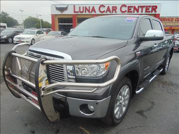 2012 Toyota Tundra for sale at LUNA CAR CENTER in San Antonio TX