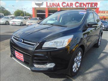 2013 Ford Escape for sale at LUNA CAR CENTER in San Antonio TX