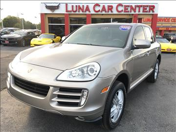 2009 Porsche Cayenne for sale at LUNA CAR CENTER in San Antonio TX