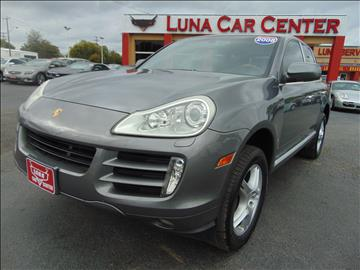 2008 Porsche Cayenne for sale at LUNA CAR CENTER in San Antonio TX
