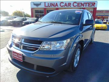 2013 Dodge Journey for sale at LUNA CAR CENTER in San Antonio TX