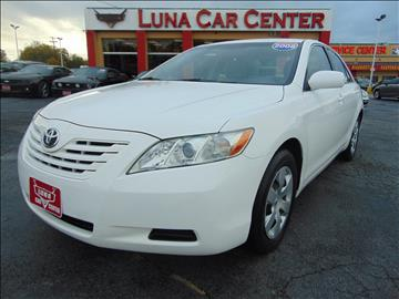 2008 Toyota Camry for sale in San Antonio, TX