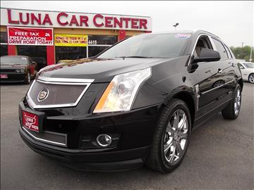 2010 Cadillac SRX for sale at LUNA CAR CENTER in San Antonio TX