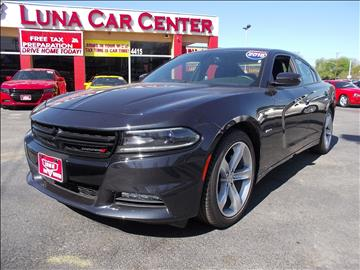 2016 Dodge Charger for sale at LUNA CAR CENTER in San Antonio TX