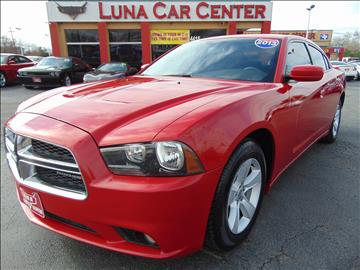 2013 Dodge Charger for sale at LUNA CAR CENTER in San Antonio TX