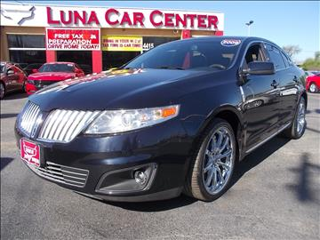 2009 Lincoln MKS for sale at LUNA CAR CENTER in San Antonio TX
