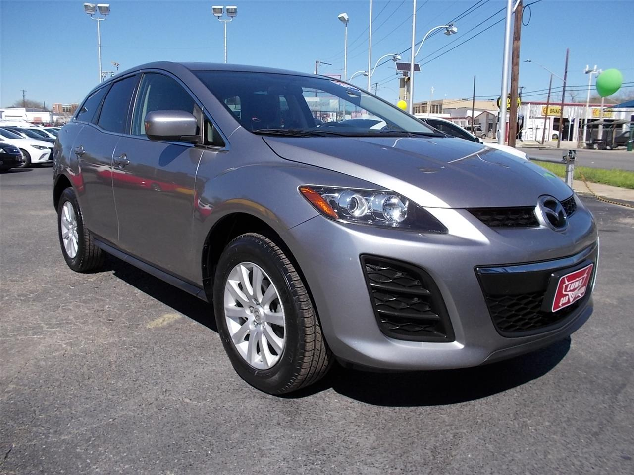 2010 Mazda Cx-7 i SV 4dr SUV In San Antonio TX - LUNA CAR ...