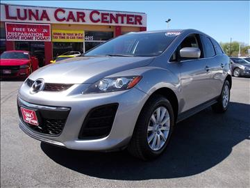 2010 Mazda CX-7 for sale at LUNA CAR CENTER in San Antonio TX