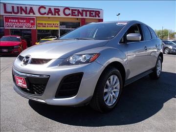 2010 Mazda CX-7 for sale at LUNA CAR CENTER in San Antonio TX