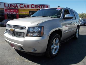 2007 Chevrolet Tahoe for sale at LUNA CAR CENTER in San Antonio TX