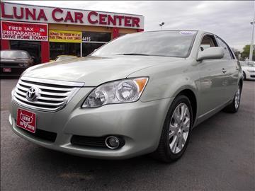 2010 Toyota Avalon for sale at LUNA CAR CENTER in San Antonio TX