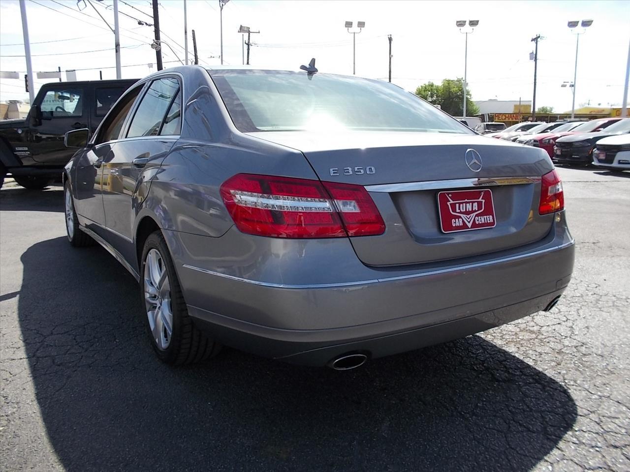 All Types 2011 e class : 2011 Mercedes-Benz E-Class E350 In San Antonio TX - LUNA CAR CENTER