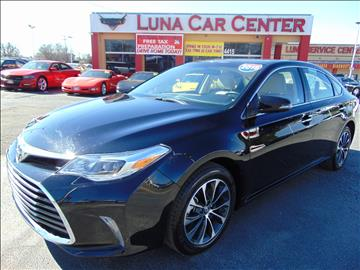 2016 Toyota Avalon for sale at LUNA CAR CENTER in San Antonio TX