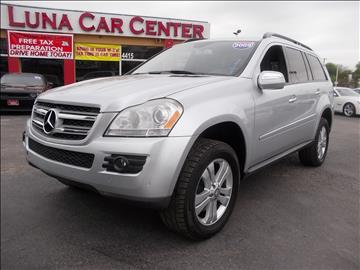 2009 Mercedes-Benz GL-Class for sale at LUNA CAR CENTER in San Antonio TX