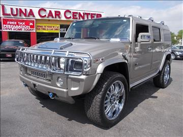 2006 HUMMER H2 for sale at LUNA CAR CENTER in San Antonio TX