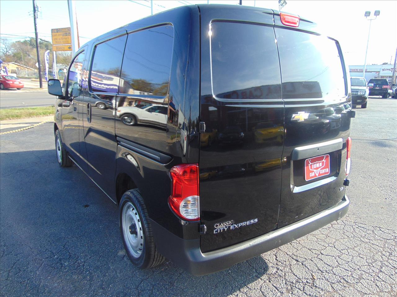 2015 Chevrolet City Express Cargo LS 4dr Cargo Mini-Van In San ...
