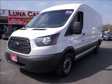 2015 Ford Transit Cargo for sale at LUNA CAR CENTER - Commercial Vehicles in San Antonio TX