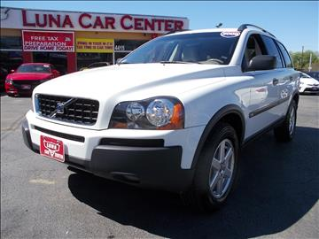 2006 Volvo XC90 for sale at LUNA CAR CENTER in San Antonio TX
